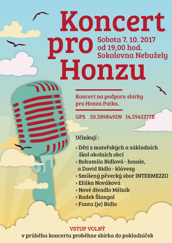 Koncert pro Honzu